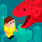 🐍 Snakes and Ladders Saga - Free Board Games 🎲 for pc icon