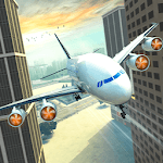 Airplane Flying Pilot Simulator icon