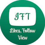 Likes & followers for Instagram APK icon