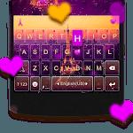 Romantic Paris Kika Keyboard icon