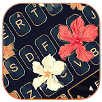 Autumn Floral Keyboard Theme icon
