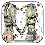 Best Friend Heart Keyboard Theme icon
