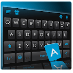 Classic Business Blue Keyboard Theme icon