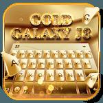 keyboard - Gold Galaxy S7 Edge icon