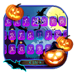 Halloween Pumpkin Keyboard Theme icon