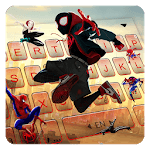 Into The Spider Verse Keyboard Theme icon