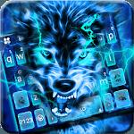 Lightning Wolf Keyboard Theme icon