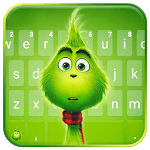 Little Baby Grinch Keyboard Theme icon