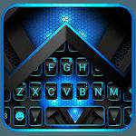 Matte Black Tech Keyboard Theme icon