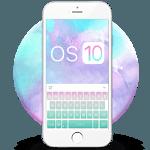 New OS10 Keyboard icon