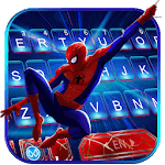 Spider-Man: Spiderverse Keyboard Theme icon