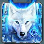 Surreal Wolf Keyboard Theme icon