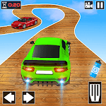 Racing Car Stunts- Mega Ramp Car Driving 2019 APK icon
