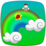 Tchupiki in Bouncyland: Super Platform Jumper Game icon