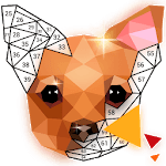 inPoly – Poly Art Puzzle icon