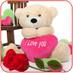 ♥♥Teddy day love Stickers & Emoji- valentine day♥♥ icon