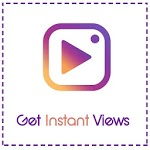 Get Instant Views icon