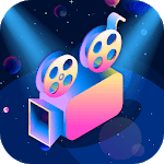 Intro Maker With Music, Video Maker & Video Editor icon