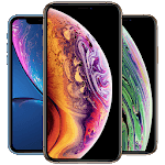 Wallpapers for iPhone Xs Xr Wallpaper Phone X max icon