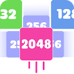 2048 Bubble Shoot icon