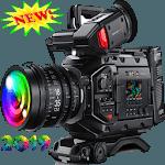 Hd 8K Camera icon