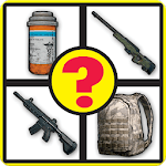 Guess The PUBG Guns & Items icon