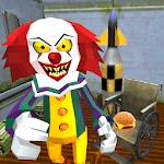 IT Neighbor. Clown Revenge icon