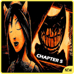 "Hello Bendy - Horror the ink machine ""Chapter 5"" icon"