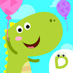 Dubby Dino: Bubble & Balloon Pop Games for Kids🎈 icon
