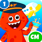 My Chompy Town - My Airport Games for Kids icon