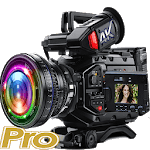 4K Pro Zoom Camera icon