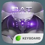 Bat GO Keyboard Theme icon