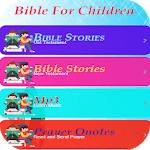 Bible for Children - 60 Bible Stories icon