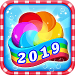 Jelly Crush - Match 3 Games & Free Puzzle 2019 icon