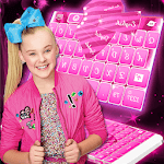 Jojo Siwa Keyboard Theme icon