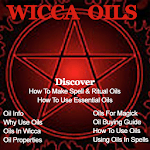 Wicca Oils icon