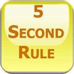 The 5 Second Rule icon