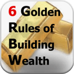 6 Golden Rules of Building Wealth icon