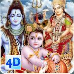 4D All Bhagwan App & Live Wallpaper icon
