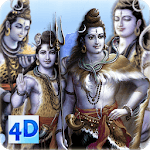 4D Shiva Live Wallpaper icon