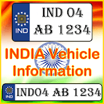 India Vehicle Information icon