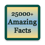 25000+ Amazing Facts - Did You Know? icon