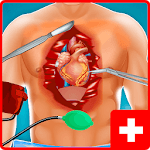 Emergency Heart Surgery ER - Doctor Simulator Game icon