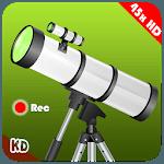 Ultra 45x Zoom Telescope HD Camera icon