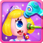 Little Monster's Makeup Game icon