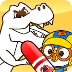 Pororo Dinosaur Sketchbook - Kids Painting icon