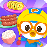Pororo eating game - Kids Healthy Eating Habits icon