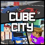 Grand Cube City: Sandbox  Life Simulator - BETA icon