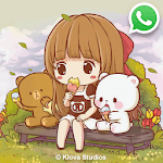 Klova Studios WAStickersApp icon