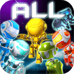 Robot Bros All Stars icon